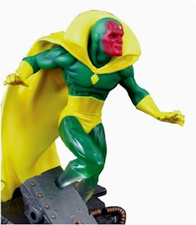 Vision (Marvel comics) Character Review - Statue Product