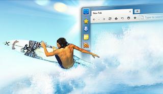 Maxthon 3, browser tercepat