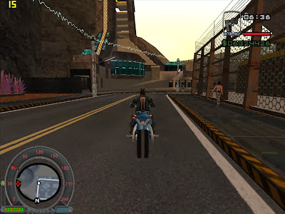 gta San Andreas Alien City pc