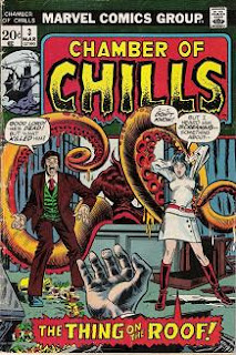 Marvel Comics Chamber of Chills