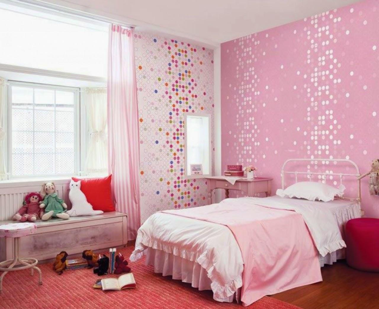 Conseils déco et relooking: 30 idées déco pour la chambre de filles