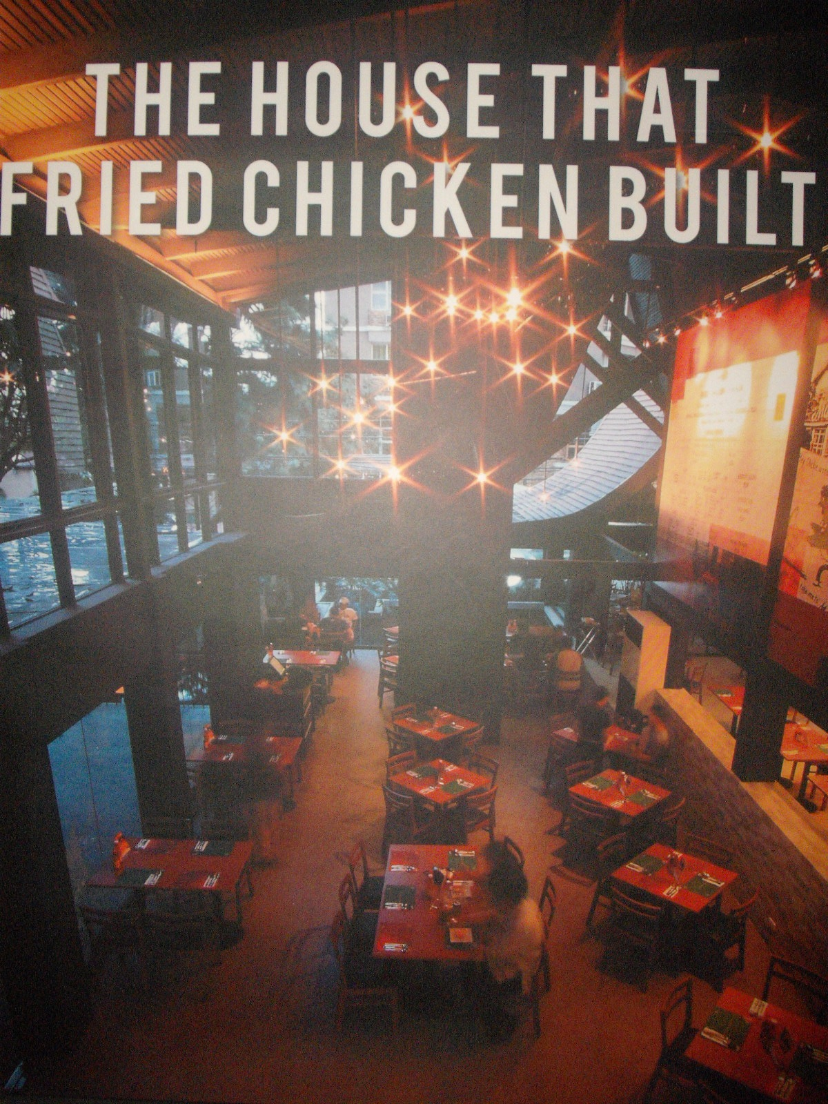 book to basics 33 the house that fried chicken built by robert ja
