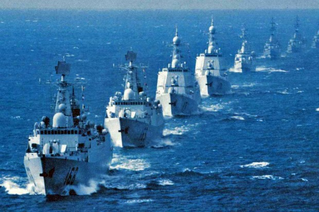 Rising Red tide: China Encircles U.S. by Sailing Warships in American Waters, Arming Neighbors