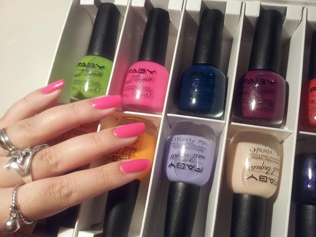 caratteristiche collezione Faby Renaissence su Nail Art Felice by Sophia