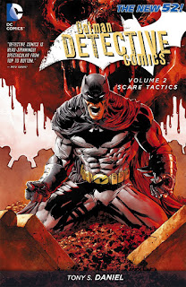 Batman - Detective comicbooks Vol. 2: Scare Tactics
