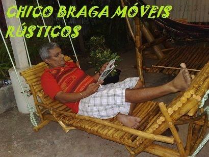 CHICO BRAGA MÓVEIS RÚSTICOS