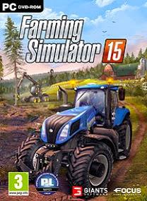 farming simulator 15 pc cover www.ovagames.com  Farming Simulator 15 CODEX