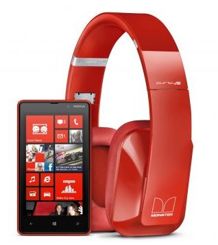 Nokia Lumia 820 headphone