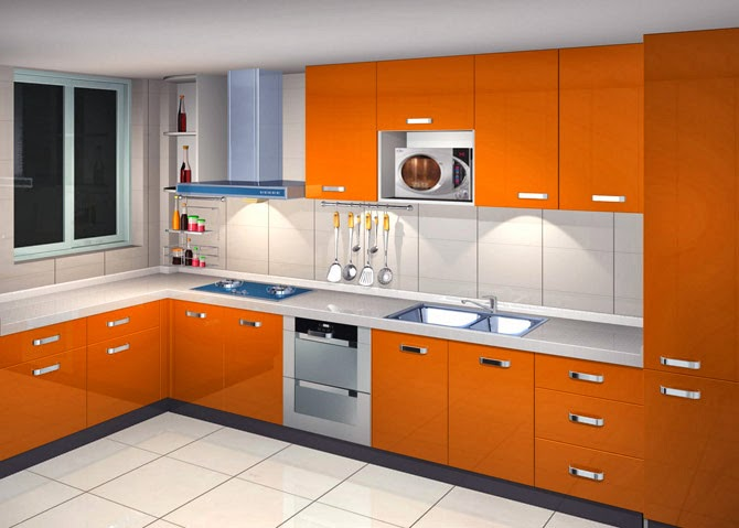 Small Kitchen Interior Design