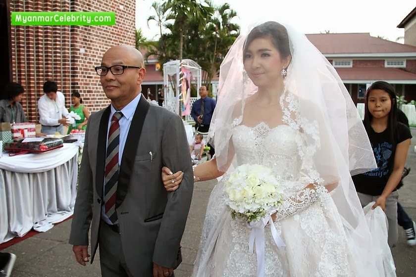 Celebrity Candid Photo: Chit Thu Wai - All Things Myanmar ...