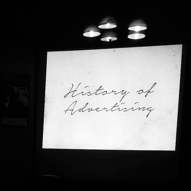 History of Advertising | Awesome in Manila