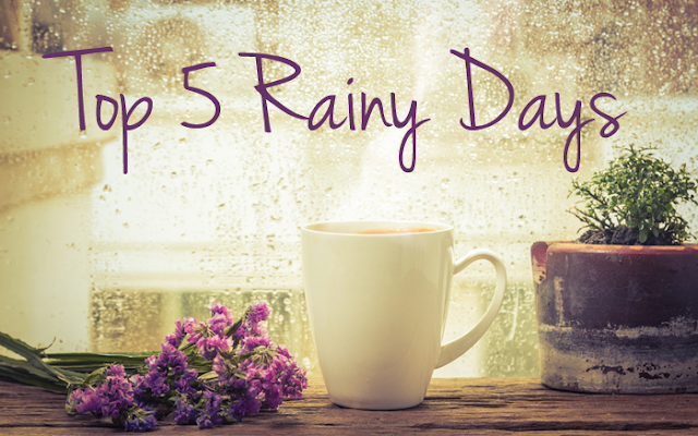 Top 5 Rainy Days