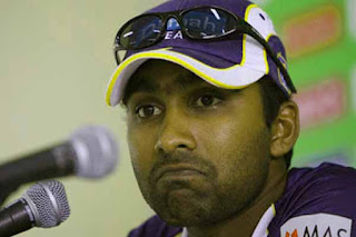 Mahela Jayawardene out of the Bangladesh series