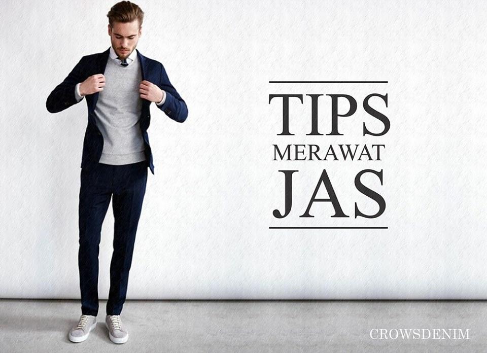 tips cara merawat jas blazer