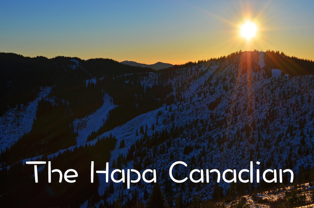 The Hapa Canadian
