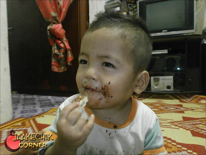 fikri comot, budak comot, fikri yang comot, haziq fikri, anakku, budak paling comot,