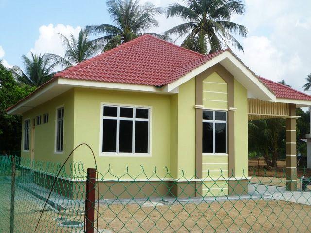 50 bentuk model rumah minimalis sederhana di kampung