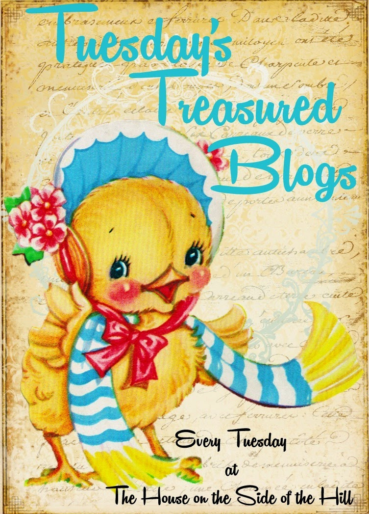 Tuesday's Treasured Blogs