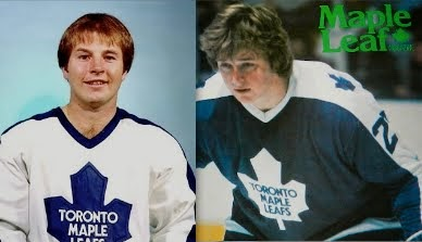 Randy Carlyle wins battle of 76-77 Maple Leafs alums!