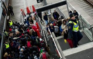 Απελάσεις 80.000 λαθρομεταναστών ξεκινά η Σουηδία