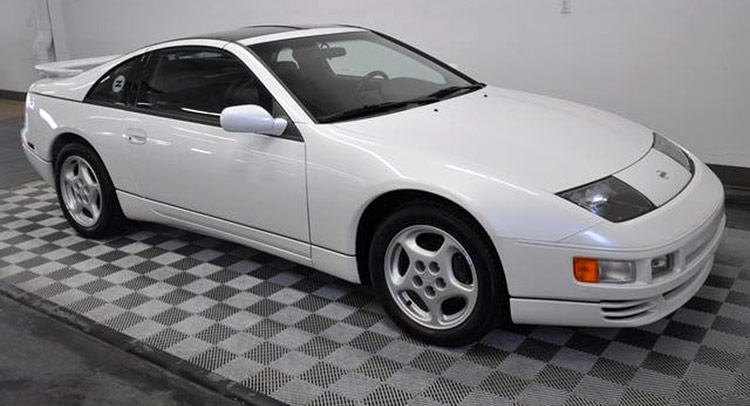 1996 Nissan 300ZX 100 with just 920 miles, this 1996 nissan 300zx twin turbo is as new 300zx twin turbo fuse box diagram at bakdesigns.co