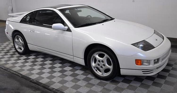 with just 920 miles this 1996 nissan 300zx twin turbo is. Black Bedroom Furniture Sets. Home Design Ideas