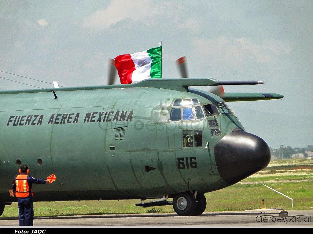 Centenario Fuerza Aerea Mexicana. - Página 4 DSC03935