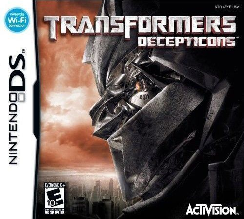 Transformers Decepticons DS [Español] [Mediafire] [MF]