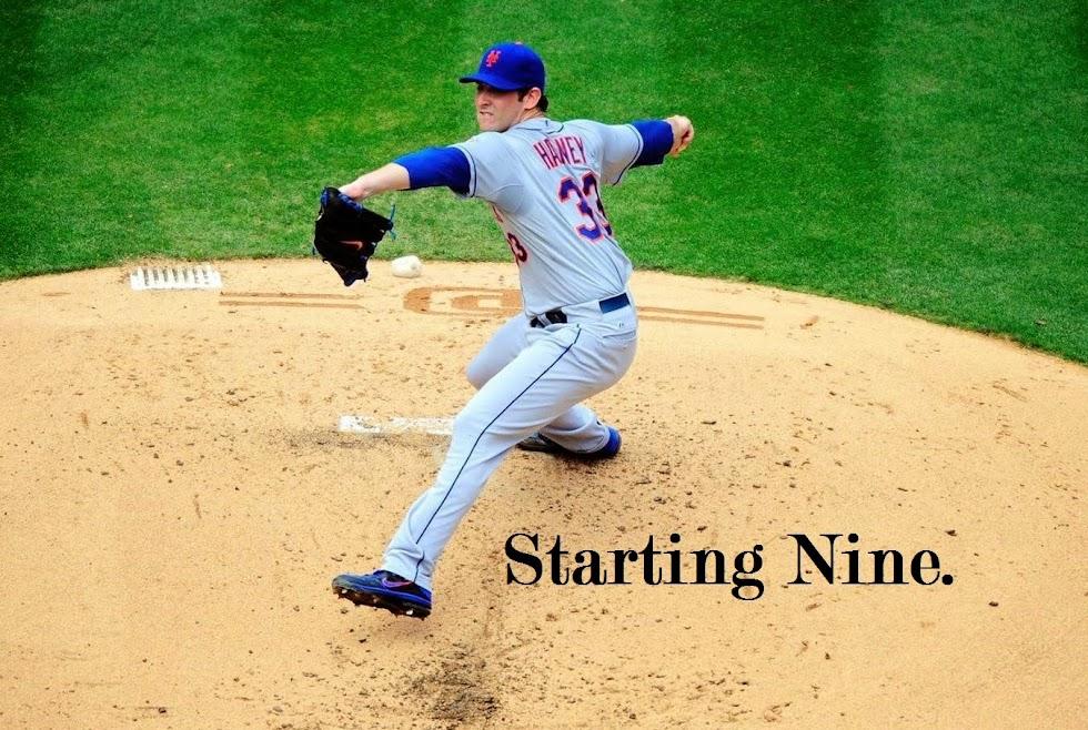 Starting Nine.