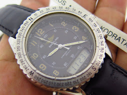 BREITLING ANALOG DIGITAL