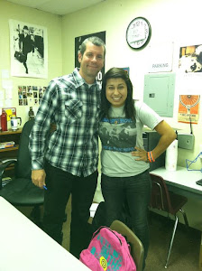 Dr. Preston, my AP Teacher. The man who started it all.