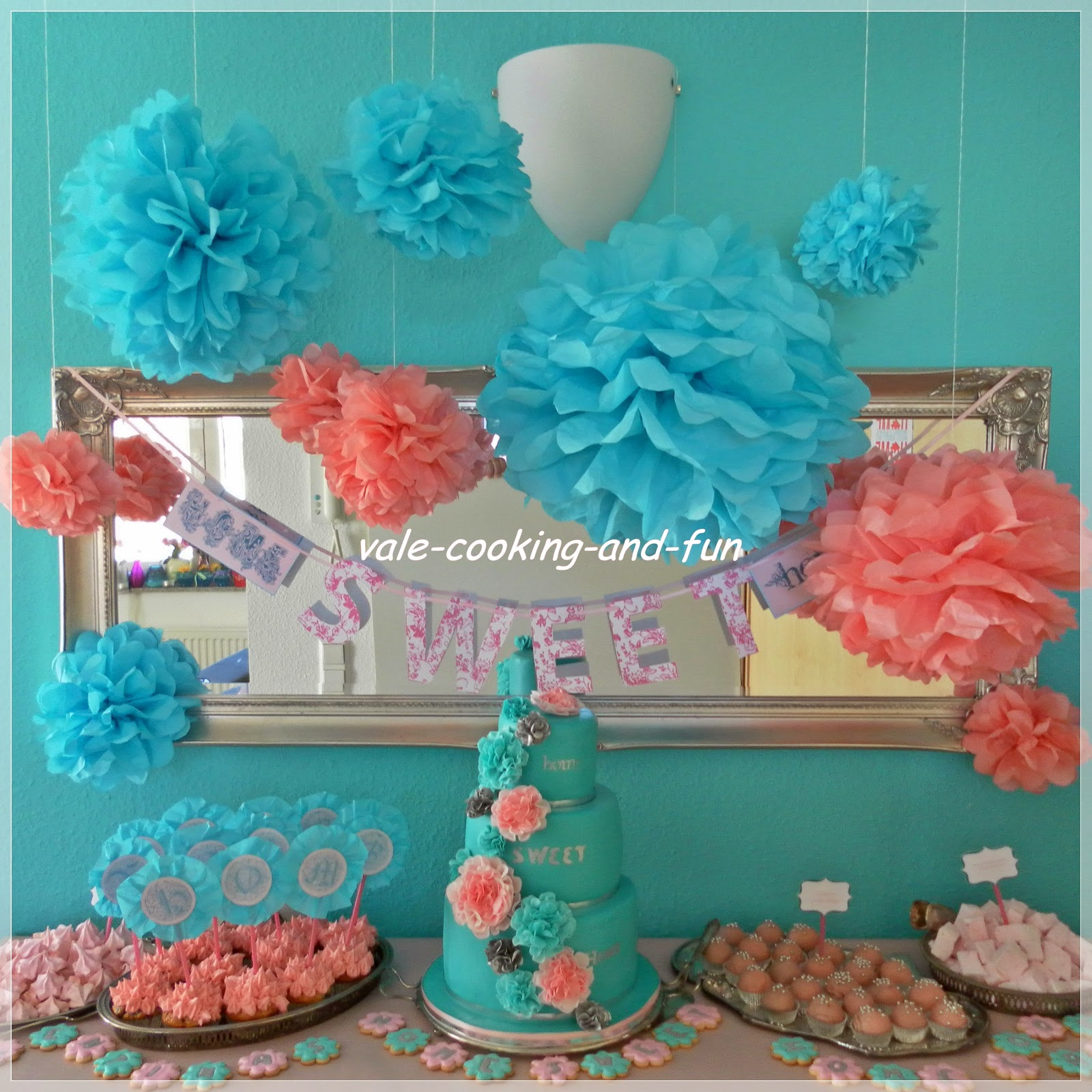 Cooking Fun By Valentina How To Make Paper Pompoms Die
