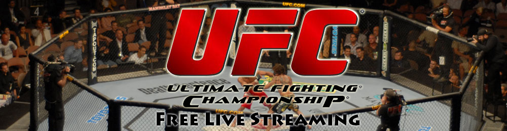 Free UFC Live Streaming