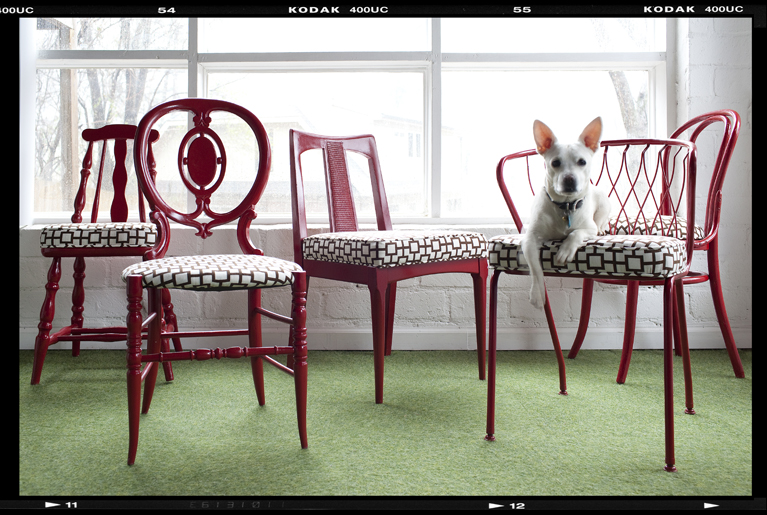 My Allure Lounge Mix Match Dining Chairs