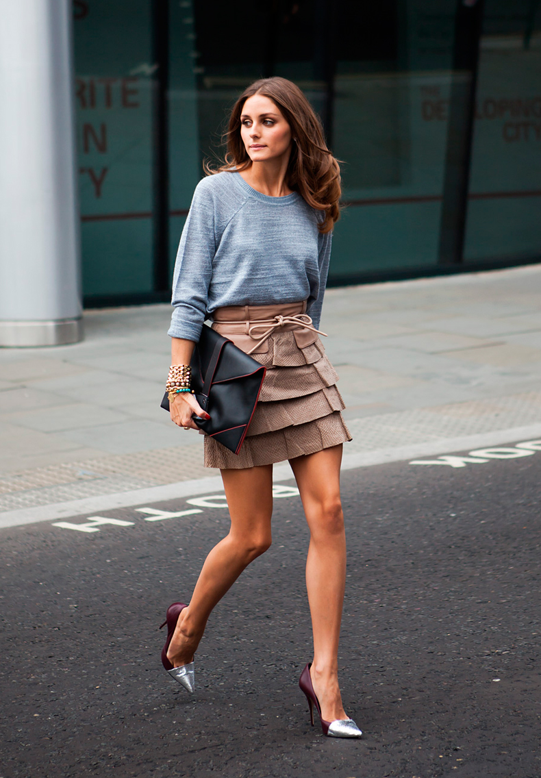 Outfits Olivia Palermo 2013 Collage Vintage