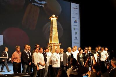 inauguración Gastronomika 2012