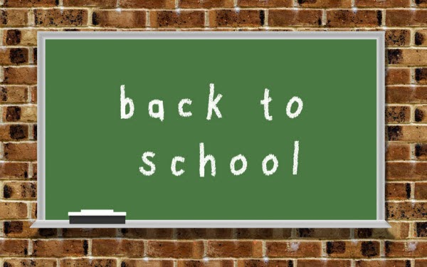 2014 Back to school Promo Discount