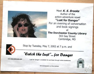 Signing Flyer Example