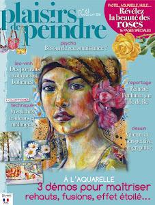 Ma dernière parution : Plaisirs de Peindre n°61 (mai/août 2016)