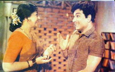 MGR & Pandari Bhai