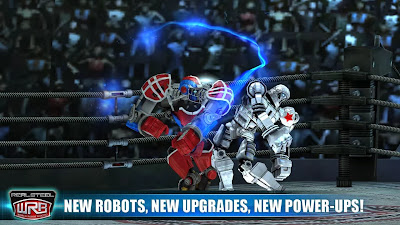 Real Steel World Robot Boxing v4.4.70 APK + DATA Gold & Silver Hack