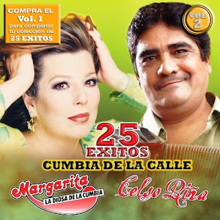 25 Exitos De La Cumbia Vol.2