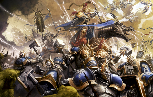 Age of Sigmar Point Leaks from the Generals Handbook
