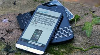 Cara Upgrade BB10 (BlackBerry)