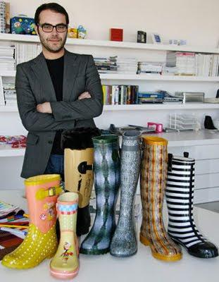 botas de agua Gioseppo by Ion Fiz