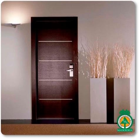 Productos maderables de cuale c mo te ir una puerta de - Como barnizar una puerta de madera ...