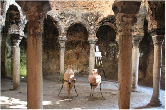 Baños Arabes Que Son: los banos de vapor de los Banos arabes en Palma de Mallorca