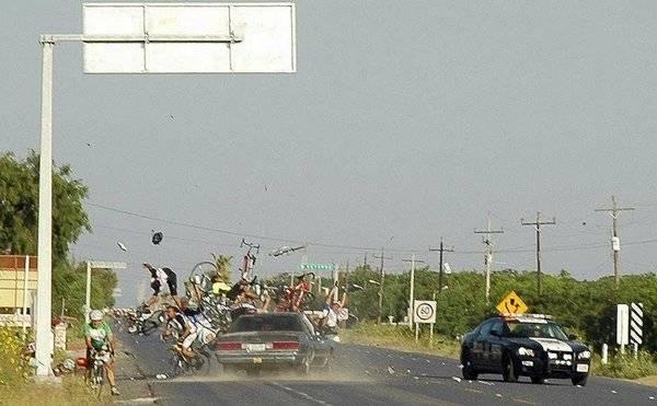 foto-foto kecelakaan