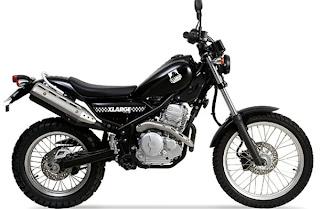 Yamaha TY S Motorbike