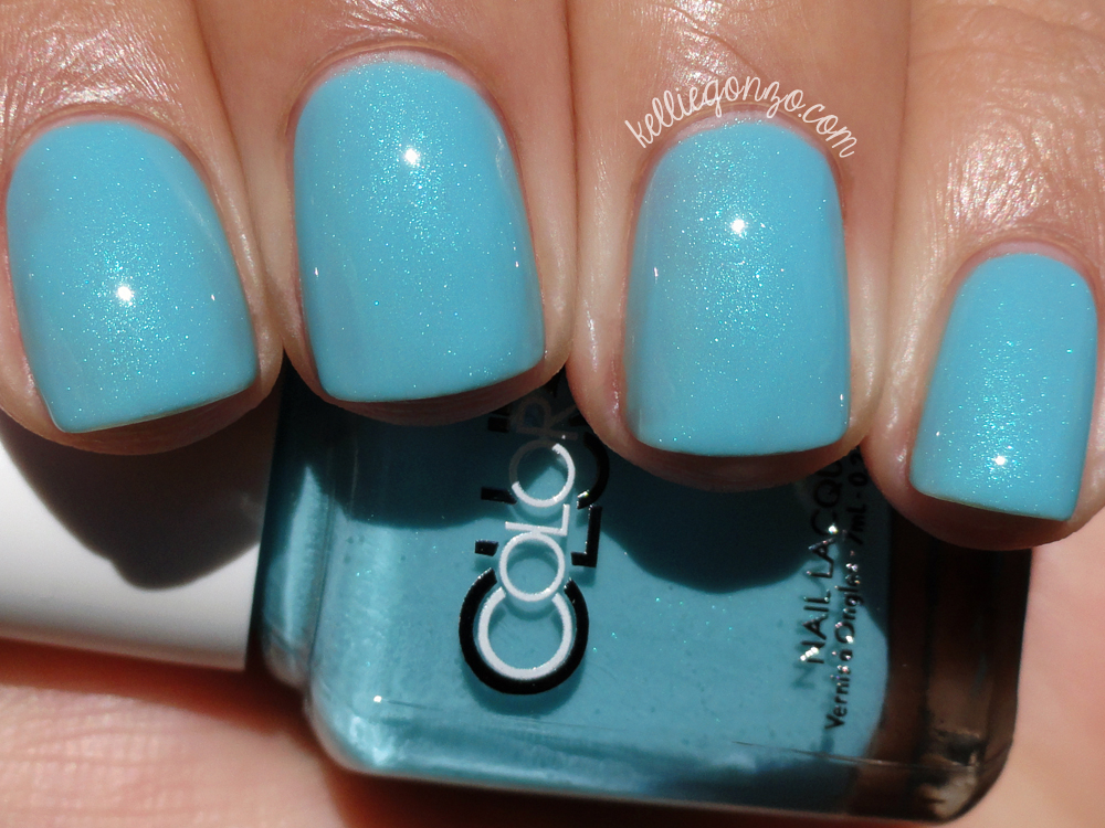 Color Club Sea-ing Blue